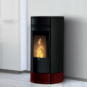 Piec na pellet Klover Style 220 Duo