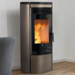 Piecyk na pellet Klover Omega 120 Multi-Air