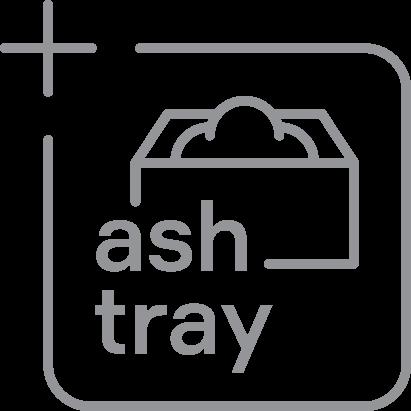 Ravelli Ash tray