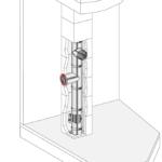 Poujoulat Easinox wkład kominowy