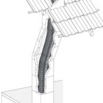 Poujoulat Starflex wkład kominowy elastyczny
